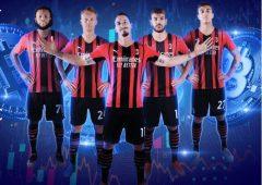 L'AC Milan rinnova la partnership con la piattaforma di trading ROinvesting