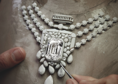Chanel Haute Joaillerie. Gocce di diamanti