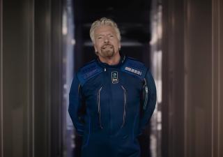 Virgin Galactic, Branson va in orbita domenica: ecco il live stream