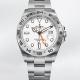 Rolex Explorer II: il tempo ai confini del mondo