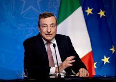 Draghi sprona Confindustria e gli italiani: serve cambio di passo