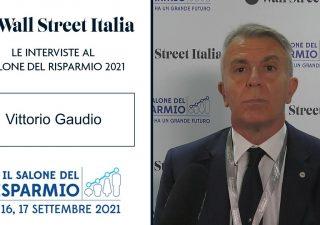 Salone del Risparmio: Gaudio (Banca Mediolanum), lo scenario attuale spingerà ancora la crescita dell'azionario (VIDEO)