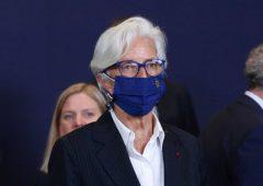 Bce, rallentano gli acquisti del Pepp: la conferenza di Lagarde