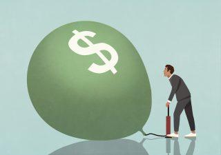 La classificadegli stati con l'inflazione più alta