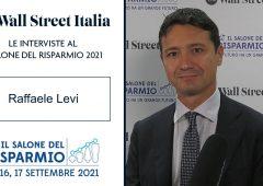 Salone del Risparmio: Levi (Fideuram), l'IA nel private banking (VIDEO)