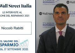 Salone del Risparmio: Rabitti (Morgan Stanley), come investire la liquidità (VIDEO)