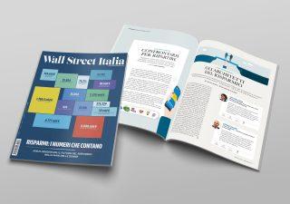 Wall Street Italia: Persone & Società del numero di settembre 2021