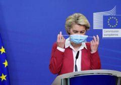 Polexit infiamma l'Ue. Ursula von der Leyen: pronti ad agire