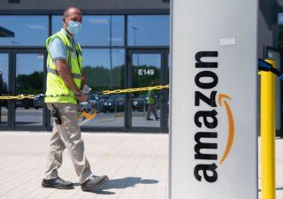 Amazon sposa lo smartworking: