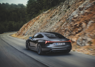 Audi RS e-tron GT: regina della velocità